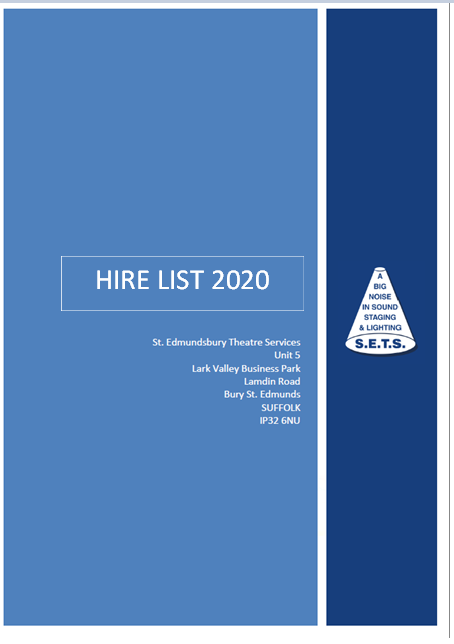 Hire List